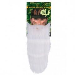 Állszakál fehér - 46 cm