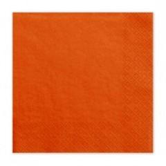 Szalvéta narancs - 50 db/csomag Halloween