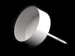Gyertyatartó talp fém - 4 db Gyertya, illatosító