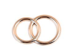 Dekorációs gyűrűk - 10 db