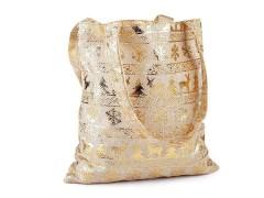 Ajándék táska 20x21,5 cm Ajándék csomagolás