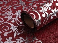 Dekorációs juta anyag - 4,5 m Dekorációs szövet