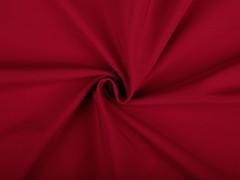 Softshell téli vizálló textil - Meggybordó Vizlepergető, fürdőruha anyag