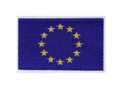 Felvasalható zászló - 10 db/csomag Vasalható, varrható folt