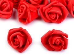 Habszivacs dekorációs rózsa - 10 db/csomag
