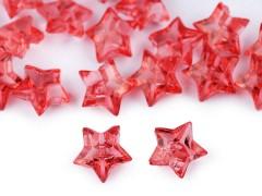 Csillag gombok - 20 db/csomag Gomb, kapocs