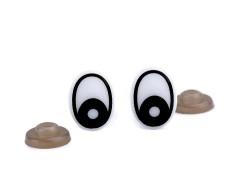 Biztosnági szemek - 20 szett/csomag Plüssállat kellék