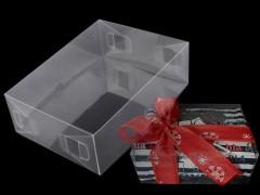 Műanyag doboz tetővel - 10 db/csomag
