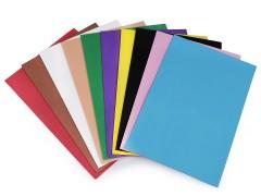 Habgumi Moosgummi  10 db - Vegyes színek Habgumi, filc kellék
