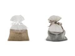Ajándék kombinált zsákocska - 10 db Ajándék csomagolás