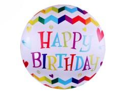 Felfújható lufi nagy - Happy Birthday Szülinap