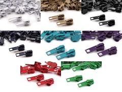 Cipzárkocsi fogazott cipzárhoz- 10 db/csomag Cipzár,-kellék,tépőzár