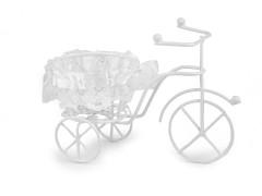 Kerékpár dekoráció kosárkával