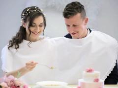 Alkalmi partedli madeira Esküvői díszítés