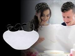 Alkalmi partedli  Esküvői díszítés