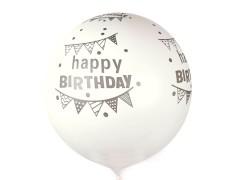 Óriás felfújható lufi - Happy Birthday Szülinap
