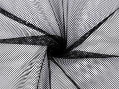 Hálóanyag / bélés - Fekete Bélés-,kellékanyag