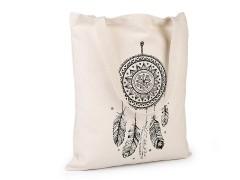 Pamut táska - Mandala Táska,pénztárca kellék