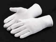 Univerzális kesztyű - Fehér Egészségügyi kellék