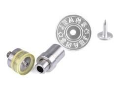 Farmerszegecs nyomófej aparát - 19 mm Eszköz, kellék