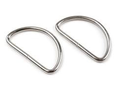 Félkarika - 5 db/csomag Fém-,mágnes kellék