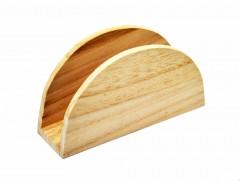Fa szalvéta tartó - 2 db/csomag