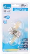 Grundig led izzó - 2 db/csomag Gyertya,illatosító,lámpa