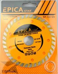 Epica gyémánt vágótárcsa 115 X 7 MM Kellék, szerszám