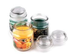 Illatmécses üvegben Gyertya,illatosító,lámpa