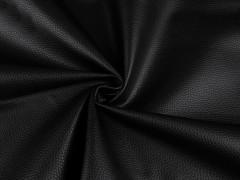 Műbőr anyag - Fekete Farmer, műbőr anyag